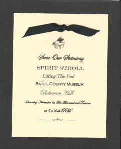 Spirit Stroll Ticket